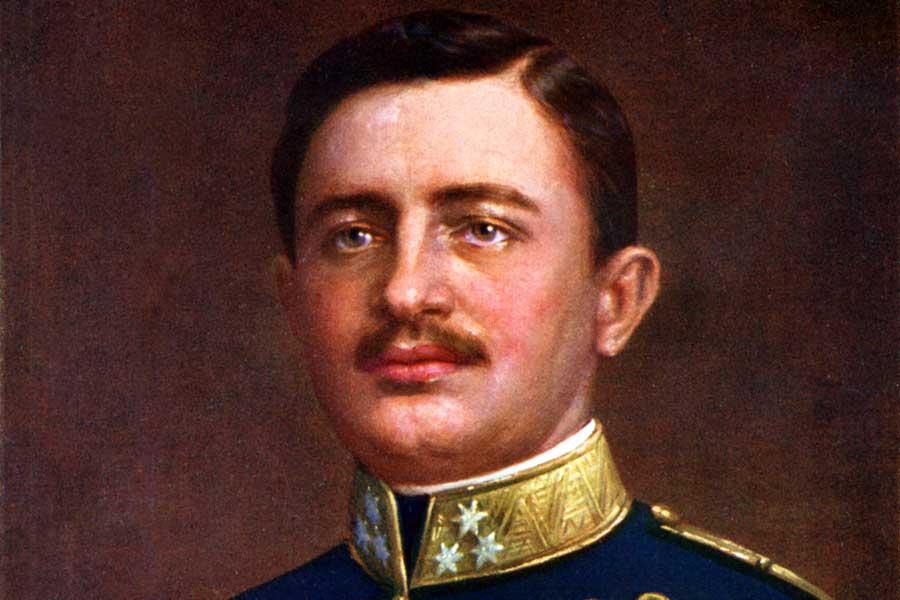 Karl I., letzter Kaiser von Österreich und König von Ungarn und Böhmen