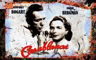 """Humphrey Bogart wurde mit dem Propaganda-Streifen """"Casablanca"""" 1942 endgültig zum Star."""