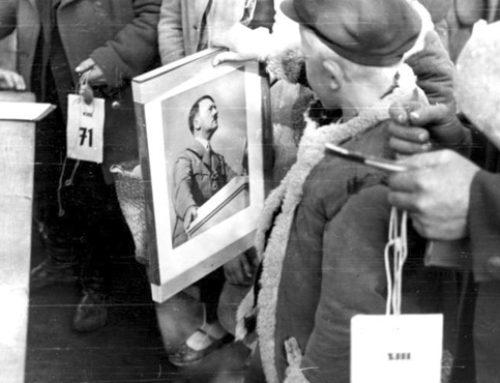 "Wie Hitler den Beinamen ""der Große"" verlor, bevor er ihn erhielt"