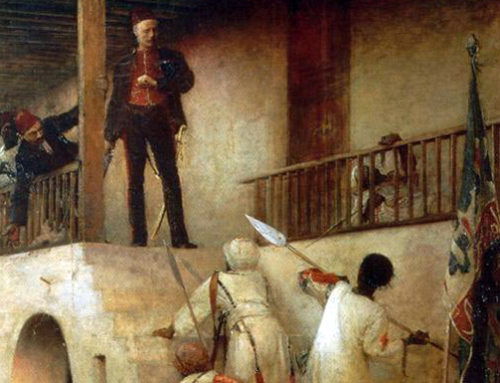 1833-1885: Charles George Gordon, genannt Gordon Pascha