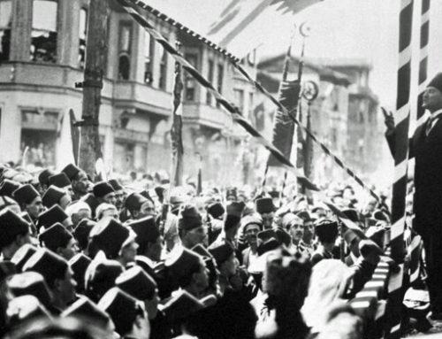 1923: Die Geburt der modernen Türkei