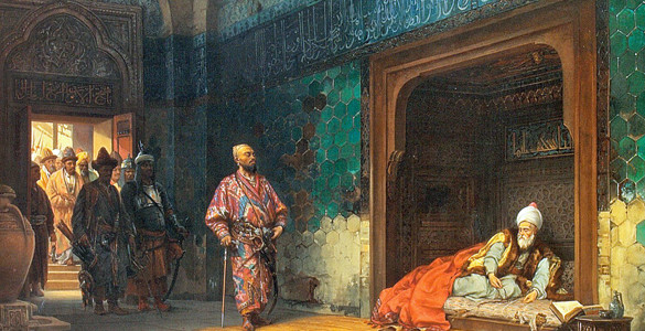 1402: Zusammenprall der Eroberer
